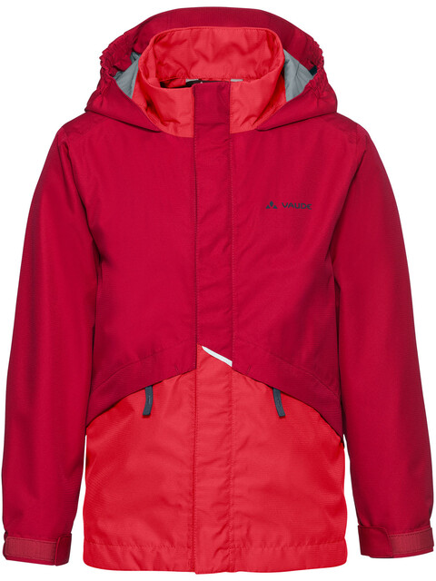 VAUDE Escape Light III Jacket Kids indian red